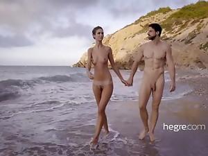 Hegre Art - Tantric Beach Massage