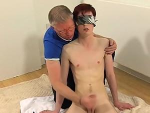 Tied JP Dubois and his perverted grandpa Sebastian Kane