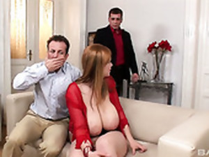 Whore wife Terry Nova is cheating on her husband with his best friend