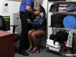 Guilty Bitch Vienna Black Is Bent Over And Punished With Hard Doggy