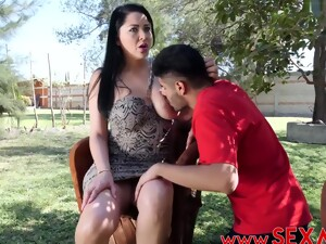 SexMex Pamela Rios Big Tits Lactating Part 2