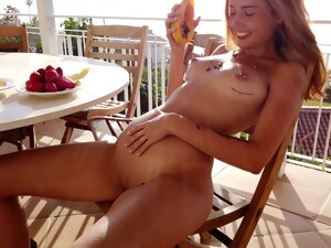 Pierced Nipples Agatha Vega Loves To Be Naked With Her Boyfriend