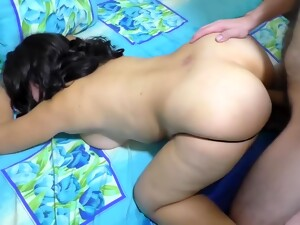 Mom Loves Her Stepson Amp Gives Him Her Ass In Anal And Blowjob. Mother Real