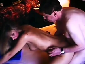 Beefy Daddy Bangs Prostitute In Motel