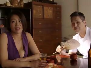 Maki Tomoda X Ripe Komi! ! Original: Koshiyama Weak Tondehinil The Frustrated Mature Woman's Sweaty Sexual Intercourse Is Made Obscene! ! - Big Tits