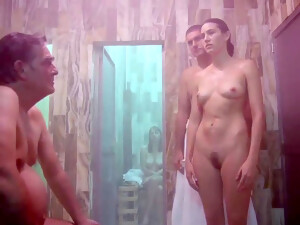 Sauna, Japanese Wife