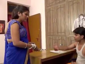 Tamil Aunty, Indian Hindi