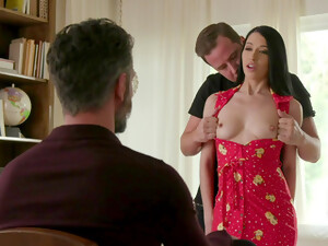First Time She Gets Ass Fucked In Such Gorgeous Manners
