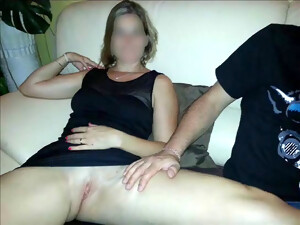 Marido Esposa Transando, Caseros
