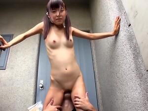 Barely Legal Backyard Desires - JapansTiniest