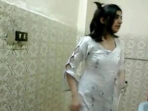 Two Hot Pakistani Bitch Showing Herself