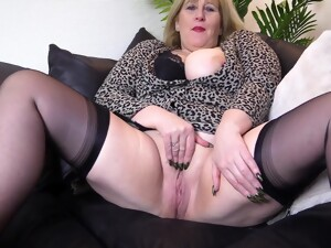 Horny Big Tit Stepmom Wants You To Fuck Her Hard Before She Goes Out