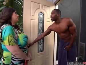 Raunchy Marilyn White Incredible Interracial Porn