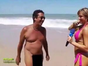 Tv Show Reporters Uncensored, Public Exhibitionist Nude