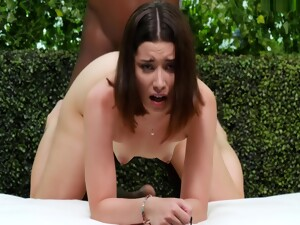 Asian With Tight Pussy Ecstatic To Fuck This Big Dick