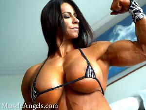 Female, Muscle, Fbb New