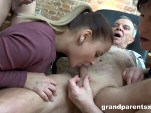 Foursome Sex With Amoral Mature Libertines