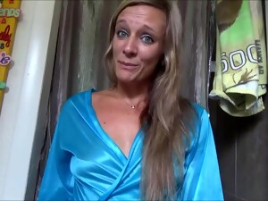 A Confused And Hot Son Asks His Stepmom For Guidance -
