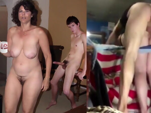 Amateur Matures In Old And Young Scenes Compilation