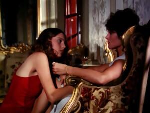 Hot Retro Erotic Movie With Gorgeous Ladies