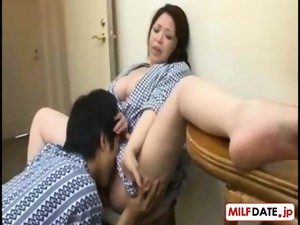 Young Son In Law Loves NOT His The Mother