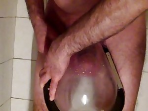 pumped cock and balls 3