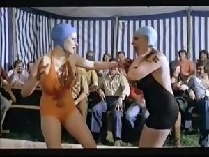 Lesbian Catfight 14