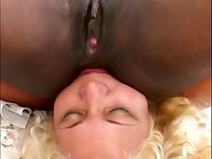 Lesbo Women hungry for smell farts directly from butthole